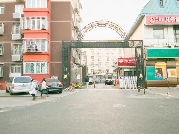明光村小区图片