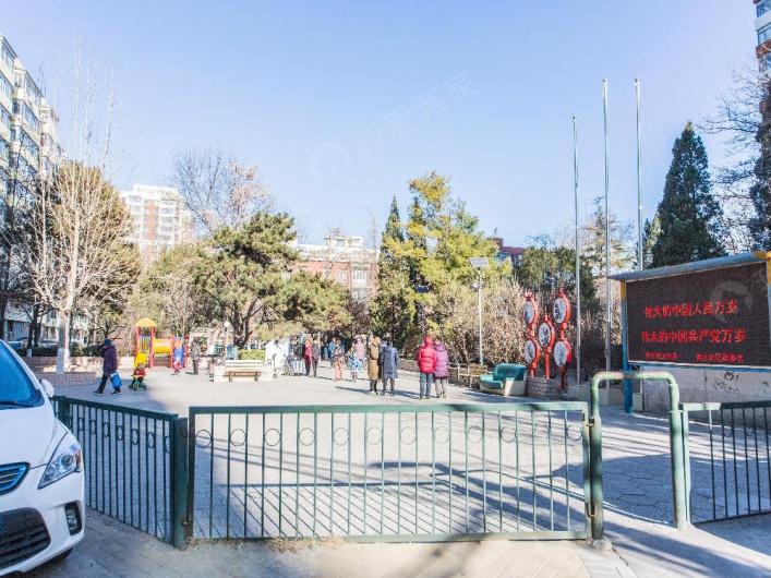 海淀黄庄小区图片