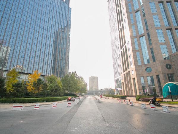 天元港中心图片