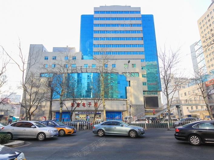 知春大厦图片