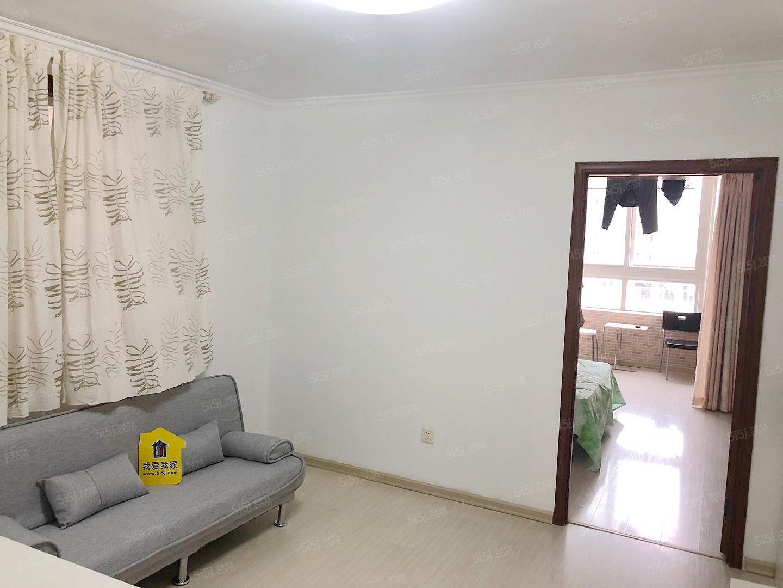百环家园精装修一居室 看房方便 拎包入住