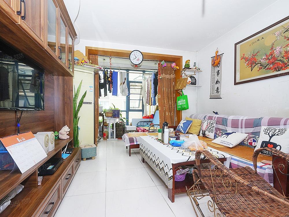 北三区金典小户型,满五年家庭唯一住房