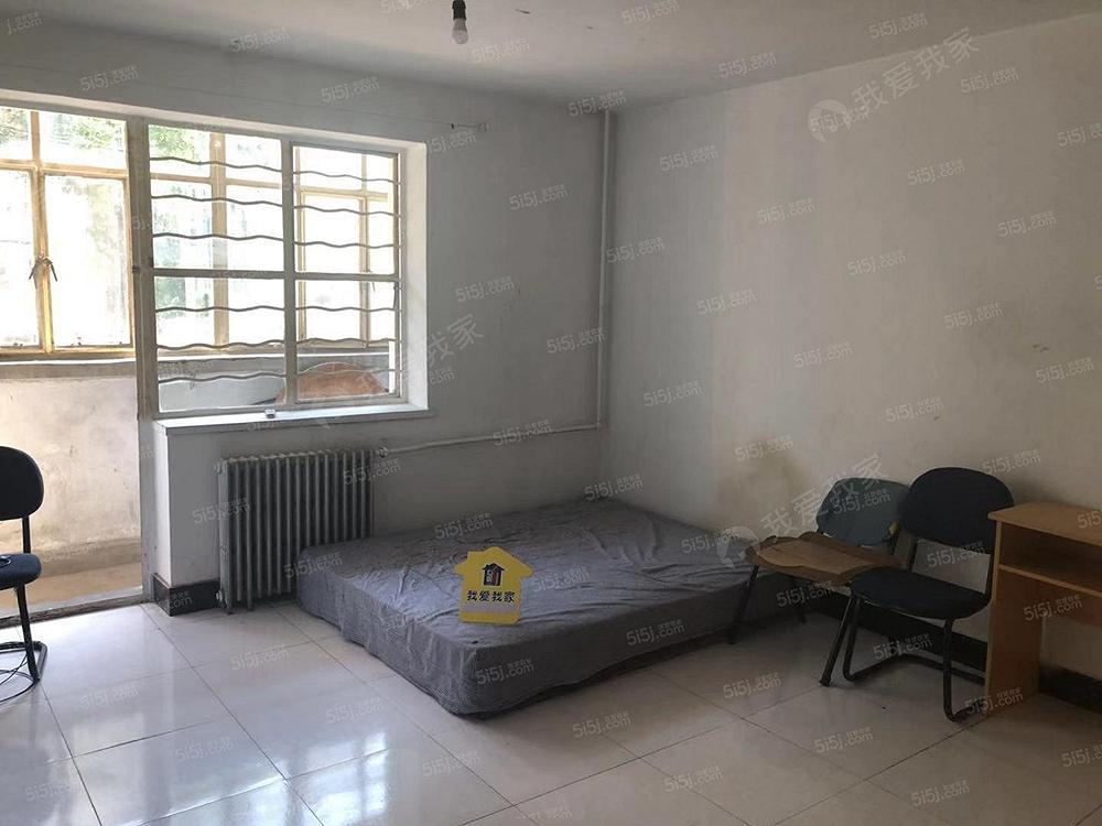 枣园小区,一室一厅,南北通透,拎包住,采光好,近地铁