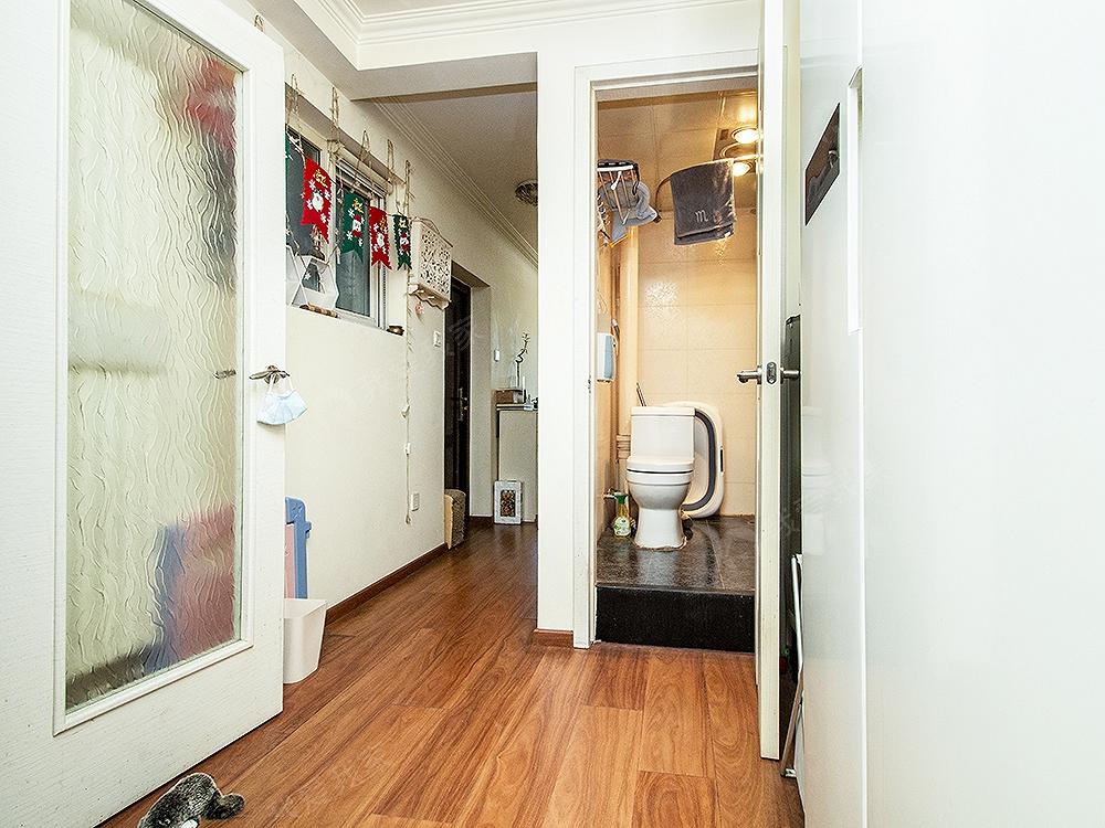道家园 低首付130 两居可高贷款 临金台路地铁朝阳公园