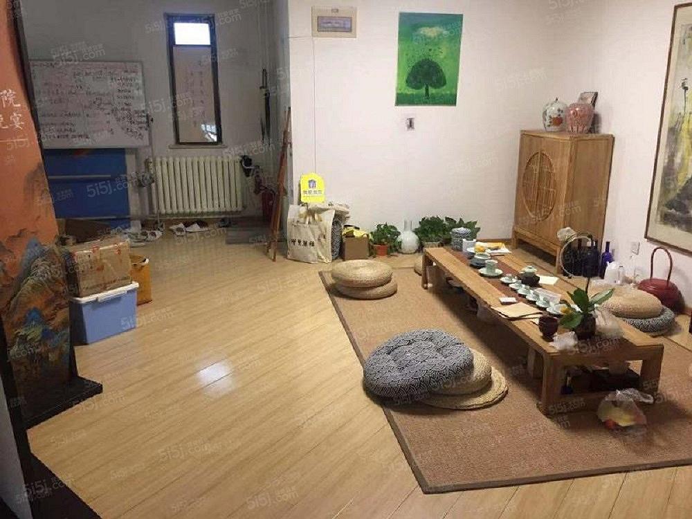 马甸裕民路华展国际公寓 精装修两居