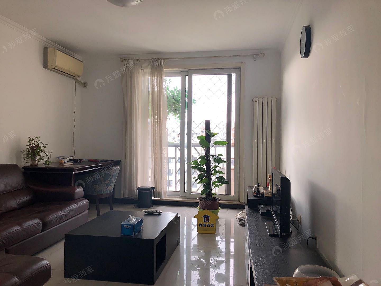 丽园187号院精装全齐两居室出租